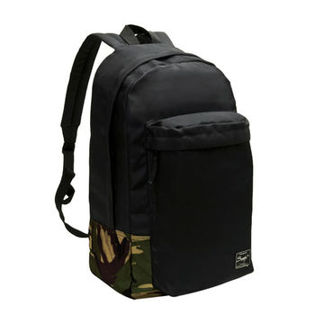 【SUMDEX】PON-123 15.6吋探險家筆電後背包 紅/黑/藍