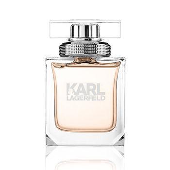 【KARL LAGERFELD】卡爾同名時尚女性淡香精 85ml - Tester