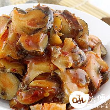 【吼方便】涼拌小菜韓式海螺片 5包(200g/包)