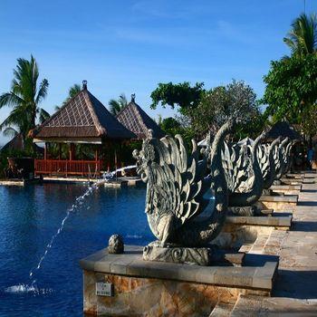搖滾峇里島輕鬆饗宴美食SPA體驗5天