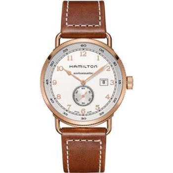 Hamilton KHAKI NAVY卡其海軍小秒針機械腕錶 H77745553
