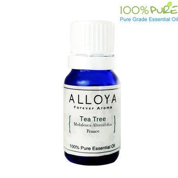 【英國ALLOYA愛若雅】澳洲進口 茶樹精油(100%純單方精油) 10ml