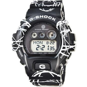 CASIO 卡西歐G-SHOCK FUTURA 限量聯名款 / GD-X6900FTR-1