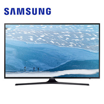 ★點我再折扣★《Samsung三星》55吋UHD 4K 平面 Smart TV UA55KU6000WXZW/UA55KU6000