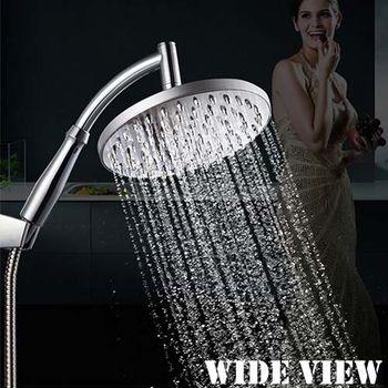 【WIDE VIEW】SPA級淋浴增壓蓮蓬頭蛇管組(BS-SH11-P)