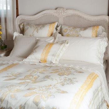 BBL流金香榭100%萊賽爾纖維(天絲®)印花加大四件式床包組