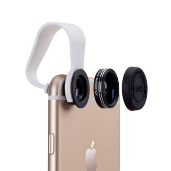 Momax X-Lens 兩用式手機鏡頭