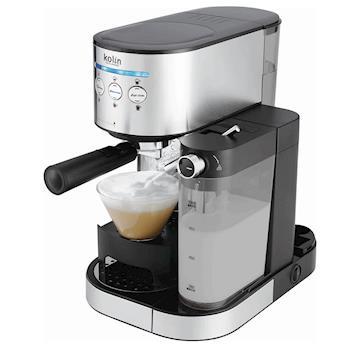 【歌林】義式濃縮奶泡咖啡機 KCO-LN405C