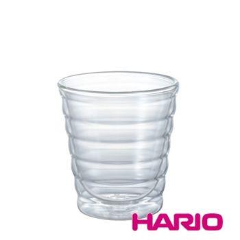 HARIO雲朵10號雙層玻璃杯300ml -VCG-10
