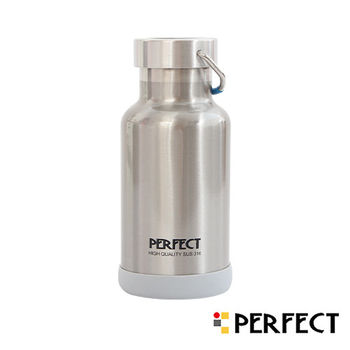 PERFECT 極緻316不鏽鋼真空保溫杯 (350c.c.) 銀色