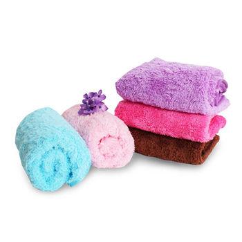 Lovel 馬卡龍長絨毛纖維毛巾(共5色)