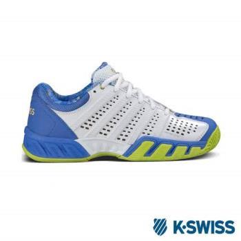 K-Swiss Bigshot Light 2.5 50th運動鞋-女-白/藍/金