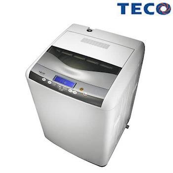 買就送【TECO 東元】8公斤直立式定頻洗衣機W0838FW(不鏽)