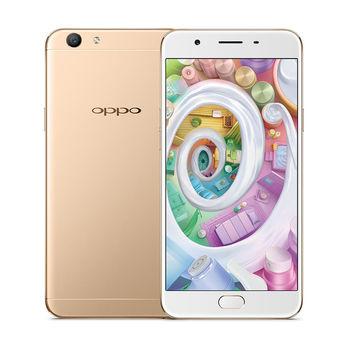 OPPO F1s 32G/3G 八核5.5吋 雙卡雙待 自拍美顏機 - 送16G SD+原廠視窗皮套+保護殼(已置於盒內)+保護貼(已貼於手機)