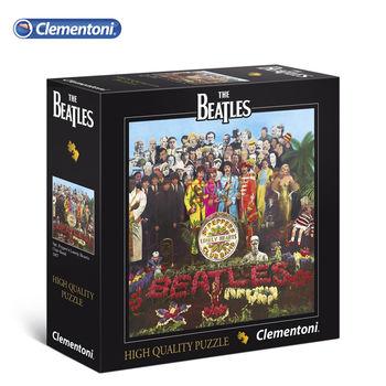 義大利【Clementoni】原裝進口拼圖-披頭四 Sgt. Peppers Lonely Hearts Club Band (289pcs)