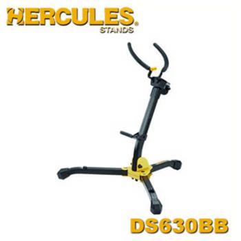 【Hercules 美國品牌】海克力斯 中音/次中音薩克斯風架附袋 (DS630BB)
