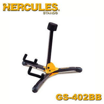 【Hercules 美國品牌】海克力斯 迷你電吉他/貝斯架附袋 (GS402BB)