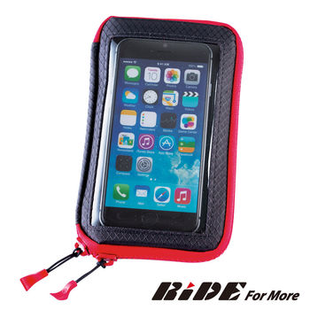 【RiDE For More】自行車手機置物包(ROADY)-車衣專用