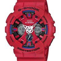 ~CASIO~G ^#45 SHOCK 極限競速 儀表板 三眼雙顯 腕錶 ^#45 紅 ^