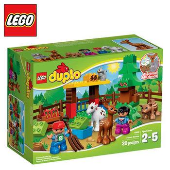 樂高【LEGO】得寶系列 L10582 森林小動物
