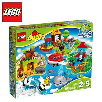 樂高【LEGO】得寶系列 L10805 還遊世界