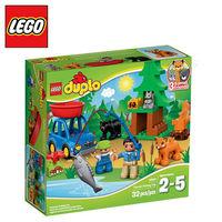樂高~LEGO~得寶系列 L10583 森林釣魚之旅