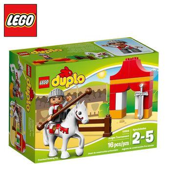 樂高【LEGO】得寶系列 L10568 騎士征途