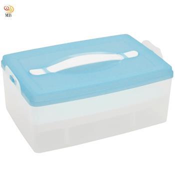 月陽MB大容量24入雞蛋蛋糕點心保鮮盒(C335)
