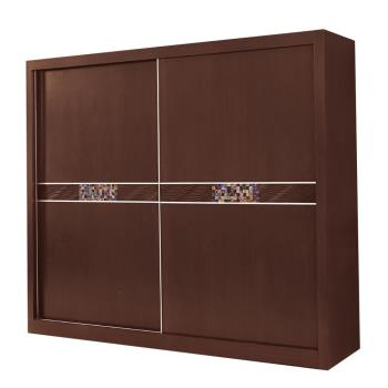Bernice-馬賽克7X7尺衣櫃(二色可選)
