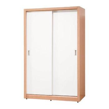 Bernice-捷克4X7尺衣櫃