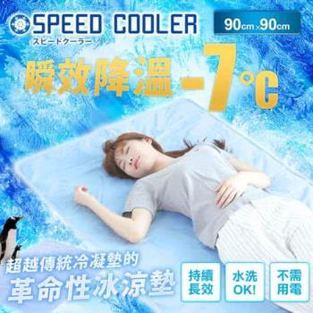 日本MODERN DECO 瞬效降溫冰涼墊 Speed cooler-90X90