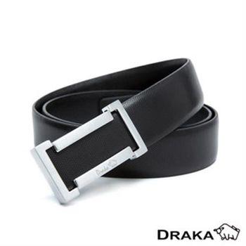 【DRAKA 達卡】紳士皮帶(441DK881-8362)
