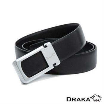 【DRAKA 達卡】紳士皮帶(41DK881-8361)
