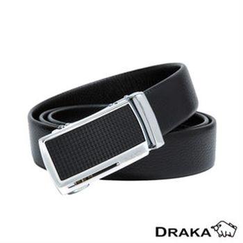 【DRAKA 達卡】自動皮帶(41DK893-2533)