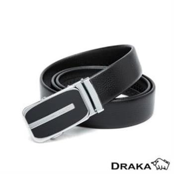 【DRAKA 達卡】自動皮帶(41DK893-2532)