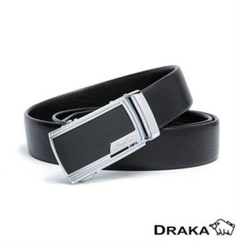 【DRAKA 達卡】自動皮帶(41DK893-2529)