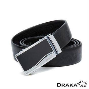 【DRAKA 達卡】自動皮帶(41DK893-2527)