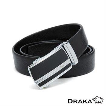 【DRAKA 達卡】自動皮帶(41DK893-2526)
