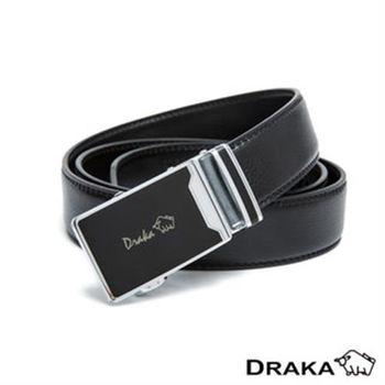 【DRAKA 達卡】自動皮帶(41DK891-7321)