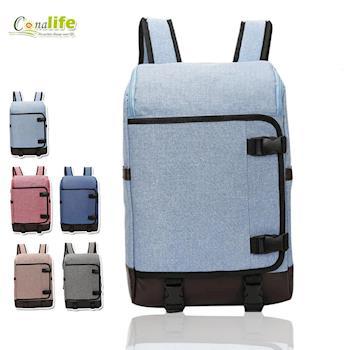 [Conalife]韓版男女大容量背包
