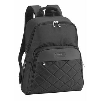【SUMDEX】PON-325BK III 城市電腦背包 適用13吋~14吋