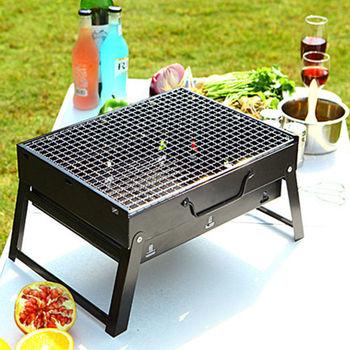 輕便折疊烤肉爐|BBQ|燒烤|摺疊爐 14-00101