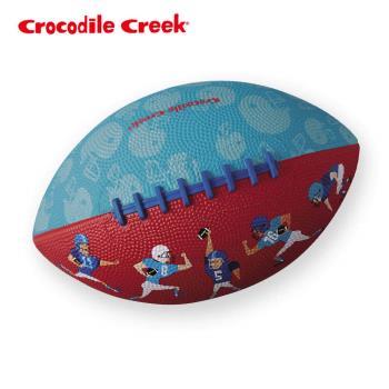 【美國Crocodile Creek】8吋兒童運動遊戲橄欖球-橄欖球運動