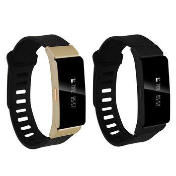 【IS愛思】 ME1S藍牙智慧金屬運動手環 來電顯示提醒