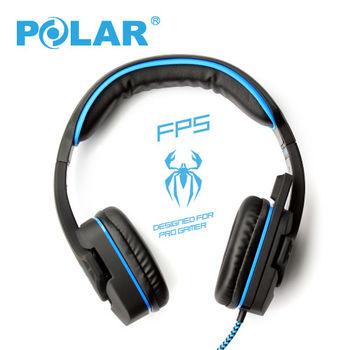 【福利品】 POLAR - 遊戲耳機麥克風 PHS-9019