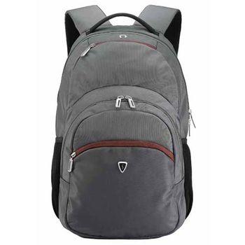 【SUMDEX】PON- 391  輕旅抗雨背包 適用15吋+iPad (含雨套)