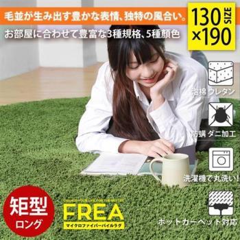 日本MODERN DECO 菲亞長毛絨柔130x190公分地墊/地毯-5色