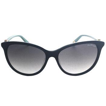 【JILL STUART 太陽眼鏡】歐美貓眼系列/黑框-粉嫩綠(#JJS20022 C02)