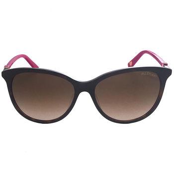 【JILL STUART 太陽眼鏡】歐美貓眼系列/黑框-甜美粉(#JJS20022 C01)