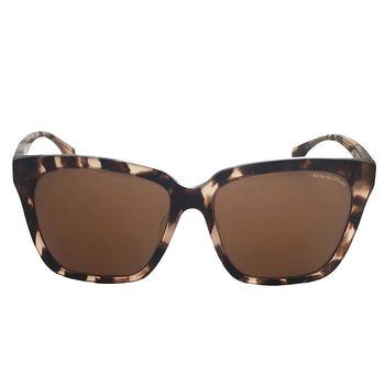【JILL STUART 太陽眼鏡】韓系潮流大框/琥珀棕(JB20012-C02)